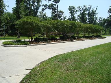 Post Oak Landing Entrance